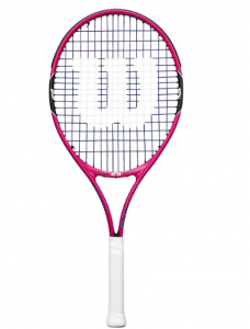 Wilson Junior Burn Pink : Best Tennis Racket for Beginners