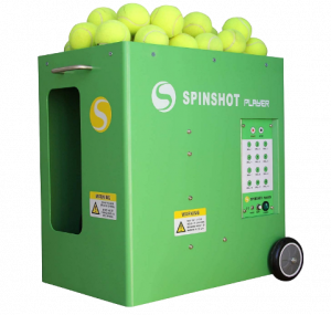 Best SpinShot Player Tennis Ball Machine Review